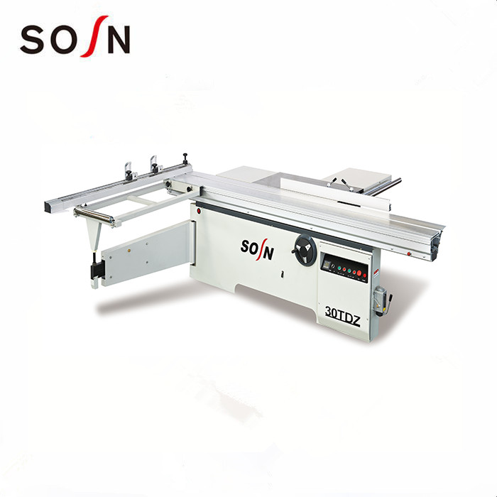 MJ6130TDZ sliding table saw